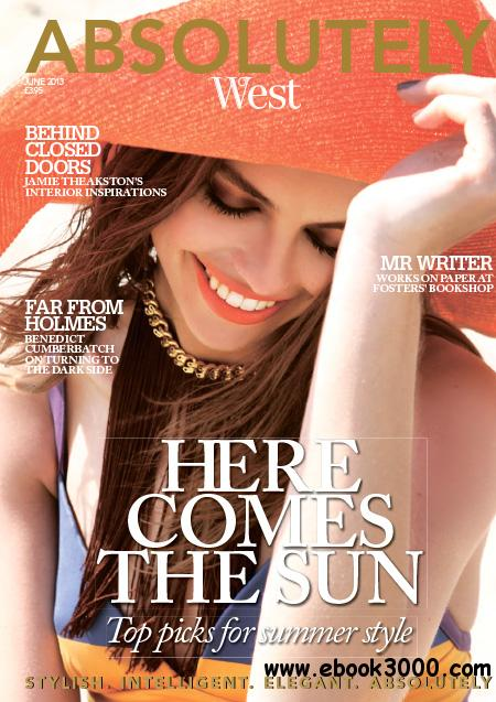 Absolutely West - June 2013 free download
