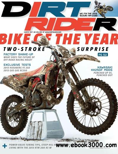 Dirt Rider - June 2013 free download