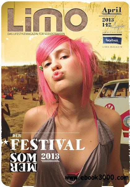 Limo - April 2013 free download
