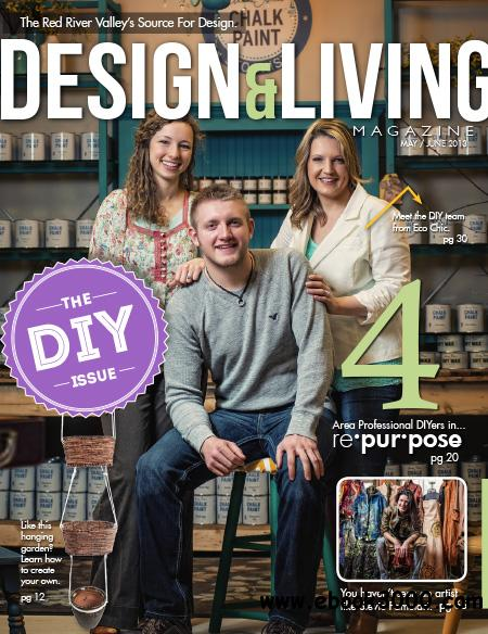 Design and Living - May 2013 free download