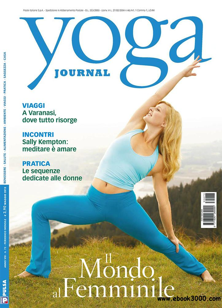 Yoga Journal Maggio 2013 (Italy) free download