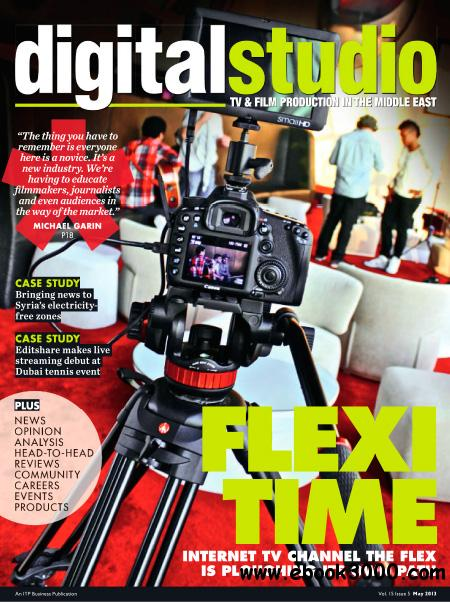 Digital Studio Middle East - May 2013 free download