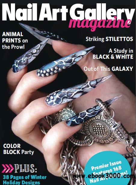 Nail Art Gallery Magazine N1 Holiday 2012 Free Ebooks Download