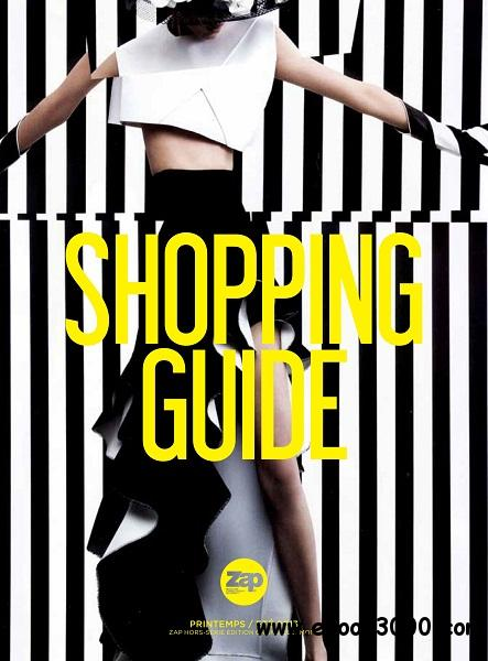 Zap Shopping Guide - Printemps/Ete 2013 free download