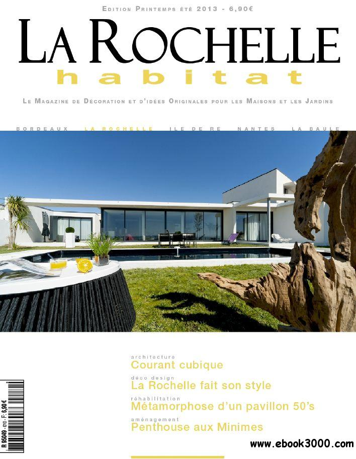 La Rochelle Habitat N 10 - Printemps-Ete 2013 free download