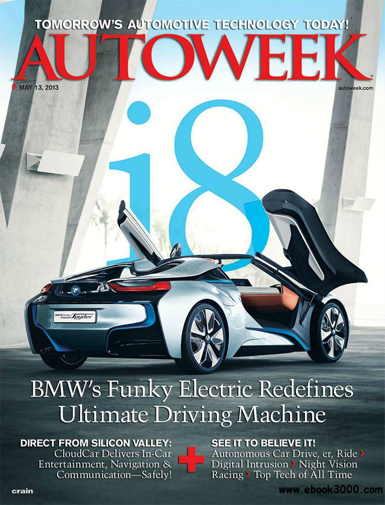 Autoweek 13 May 2013 (USA) free download