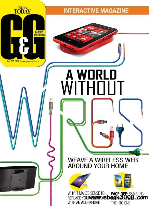 Gadgets and Gizmos - June 2013 free download