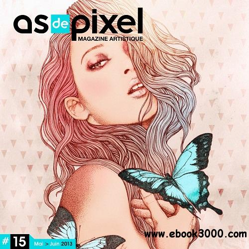 As de Pixel - Mai/Juin 2013 free download