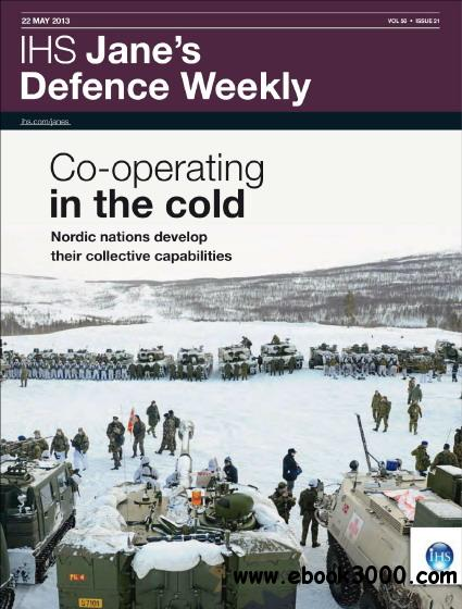 Jane's Defence Weekly Magazine May 22, 2013 free download