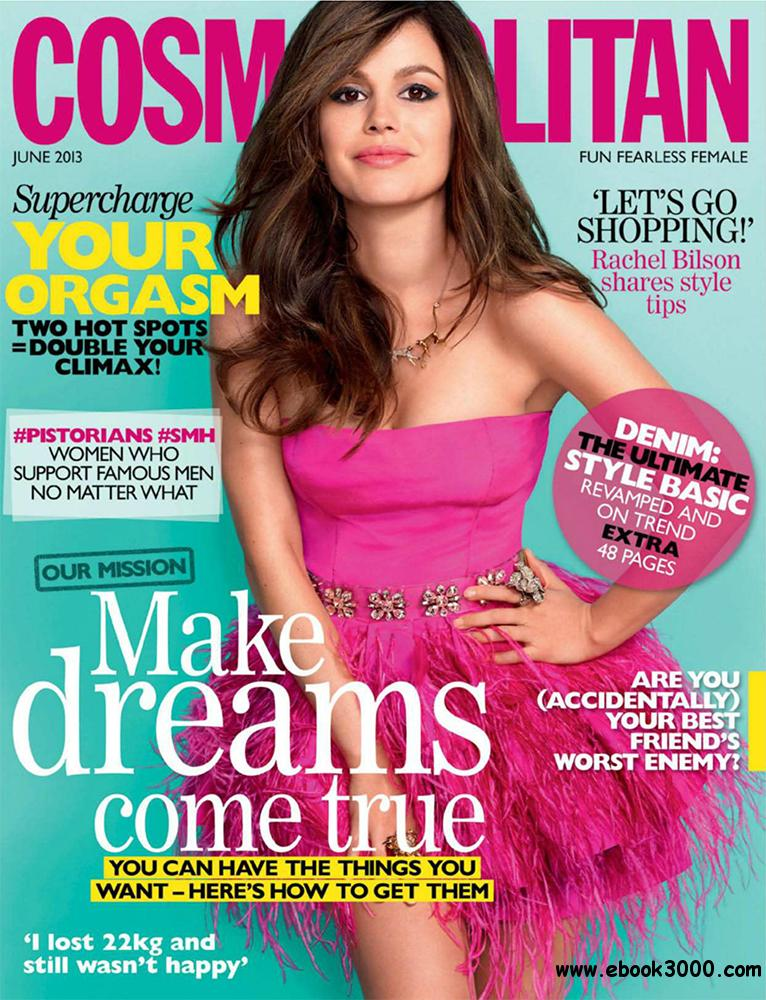 Cosmopolitan June 2013 (South Africa) download dree