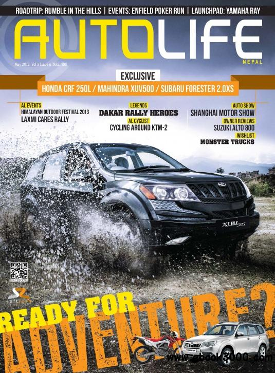 Autolife Nepal - May 2013 free download