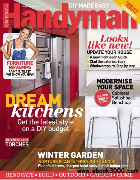 Australian Handyman Magazine June 2013 free download