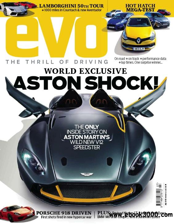 Evo - July 2013 free download