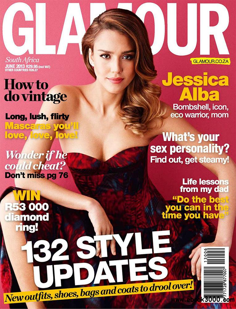 Glamour June 2013 (South Africa) free download