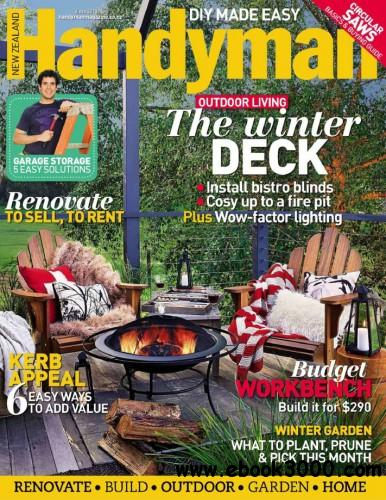 Handyman New Zealand - June 2013 free download