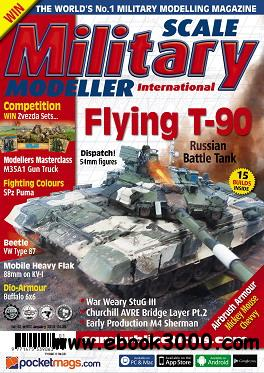 Scale Military Modeller International January 2013 free download