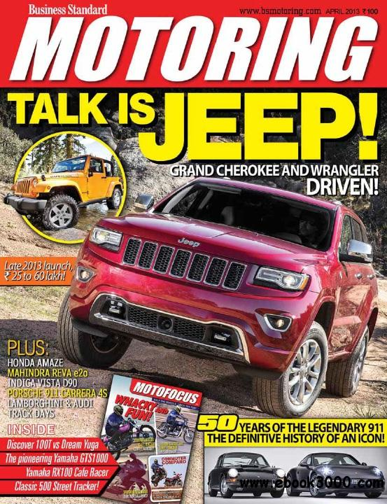 BS Motoring - April 2013 free download