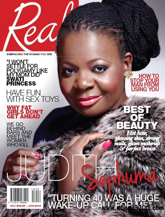 Real South Africa - June 2013 free download