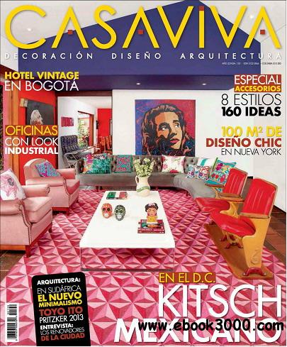 Casaviva Decoracion Magazine April/May 2013 free download