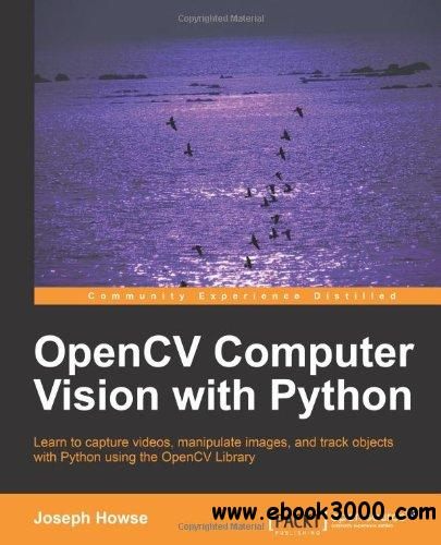 OpenCV Computer Vision with Python free download