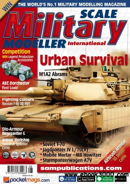 Scale Military Modeller International - August 2012 free download