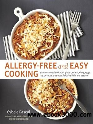 Allergy-Free and Easy Cooking free download