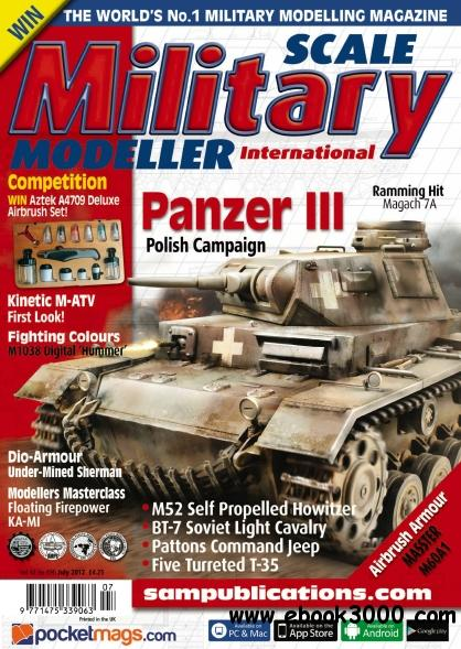 Scale Military Modeller International - July 2012 free download