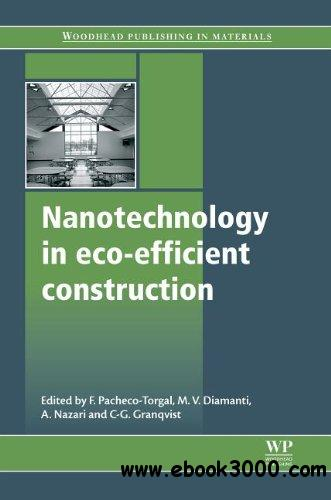 Nanotechnology in eco-efficient construction free download