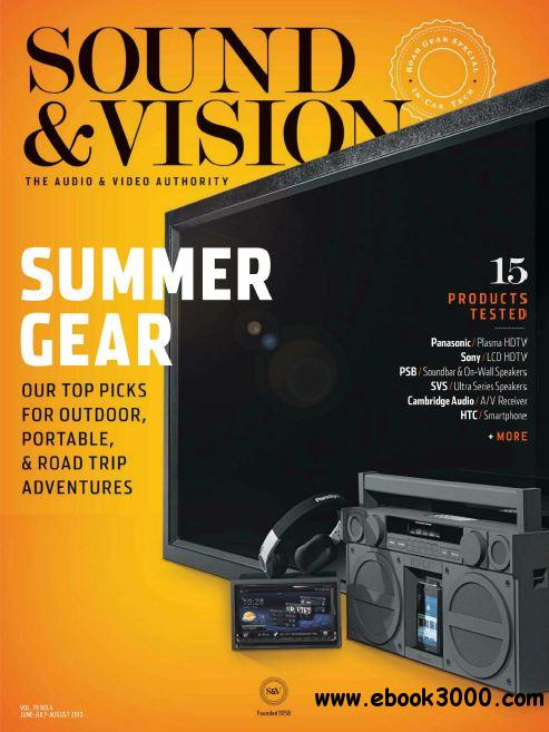 Sound & Vision - June/August 2013 free download
