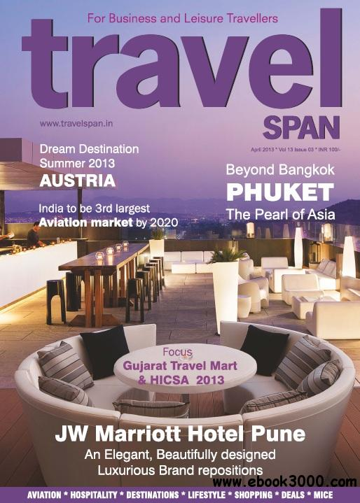 Travel Span - April 2013 free download