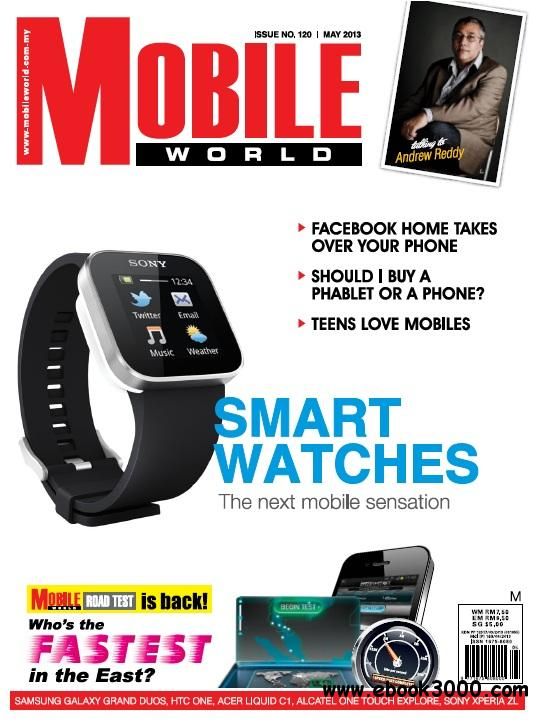 Mobile World Magazine - May 2013 free download