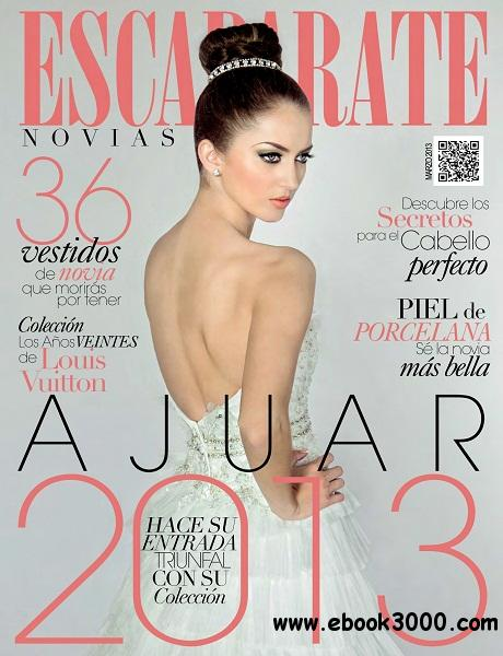 Escaparate Novias - Marzo 2013 free download