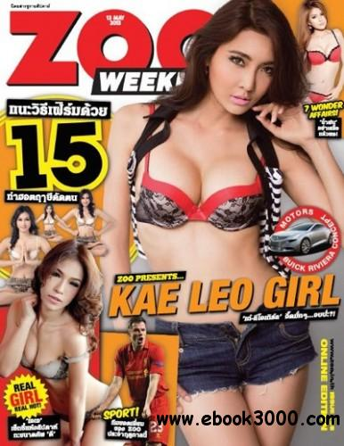 Zoo Weekly Thailand - 13 May 2013 free download