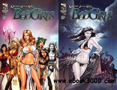 Grimm Fairy Tales Presents Bad Girls #1-5 (2012) Complete free download