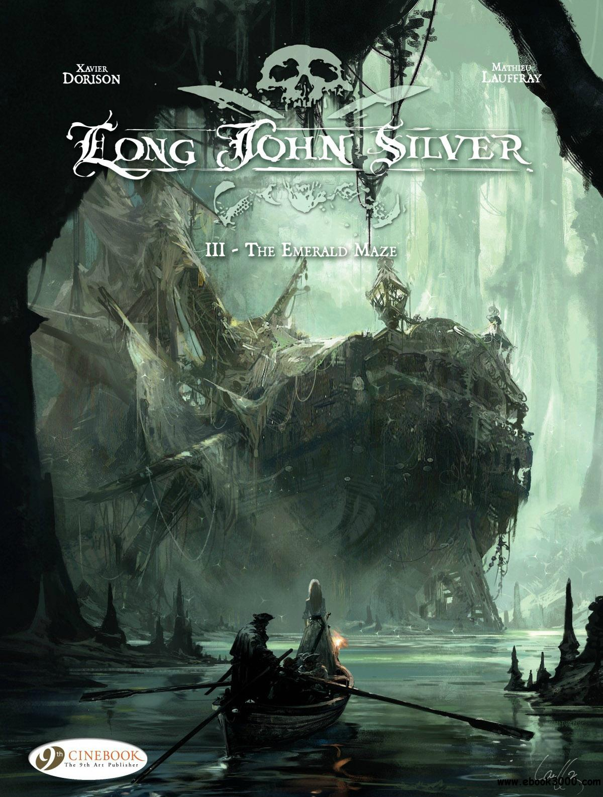 Long John Silver - 3 - The Emerald Maze free download