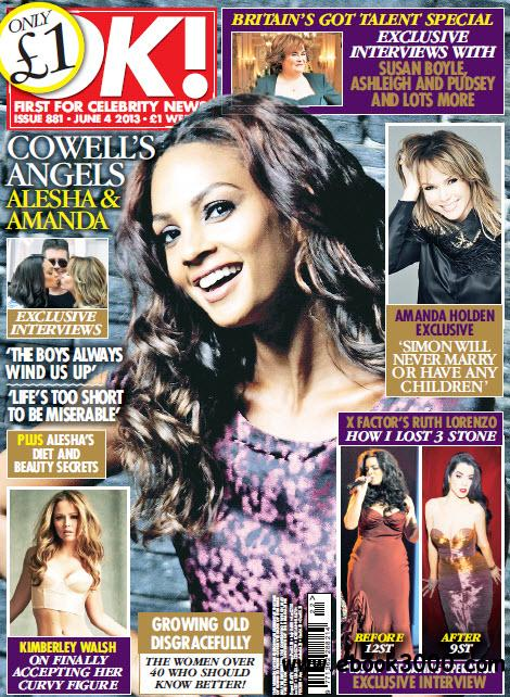 OK! First for Celebrity News N.881 - June 4, 2013 free download