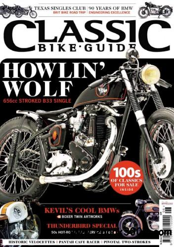 Classic Bike Guide - June 2013 free download