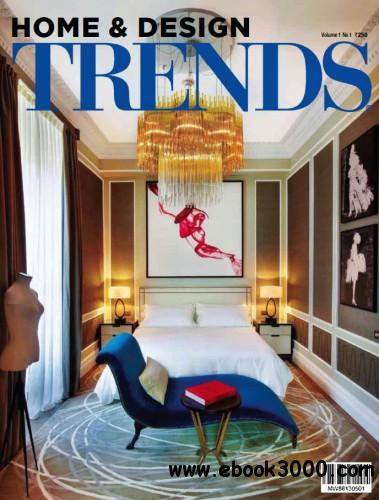 Home & Design Trends - May 2013 free download
