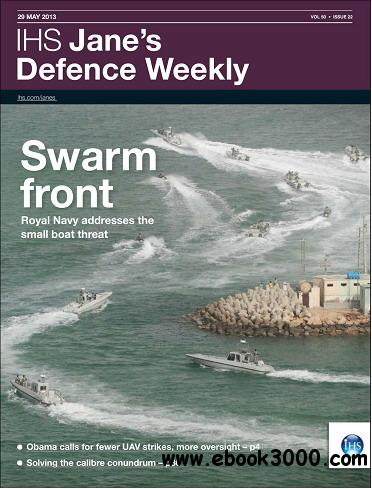 Jane's Defence Weekly Magazine May 29, 2013 free download