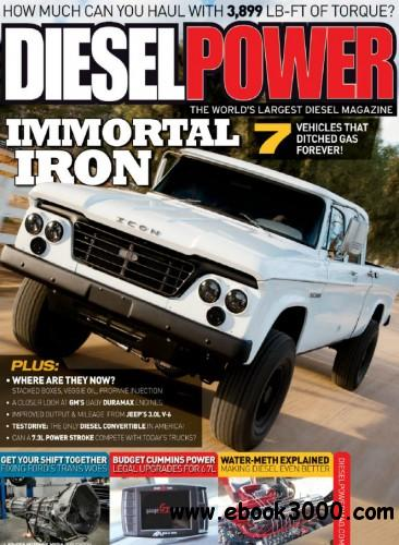Diesel Power - July 2013 free download