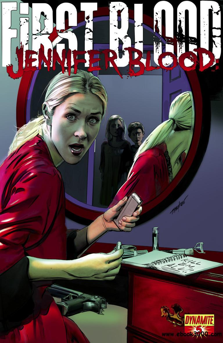 Jennifer Blood - First Blood 005 (2013) free download