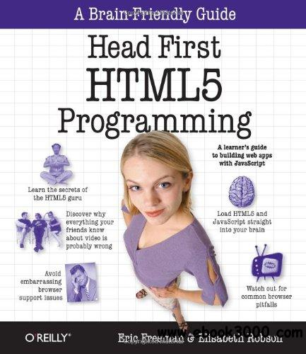 Head First HTML5 Programming free download