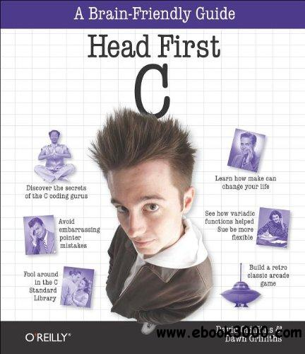Head First C free download