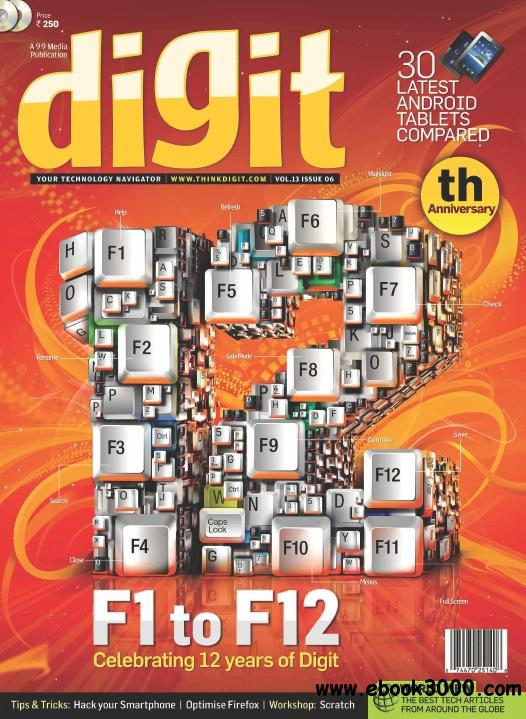 Digit - June 2013 free download