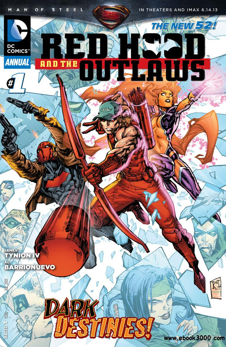 Red Hood and the Outlaws Annual 001 (2013) free download