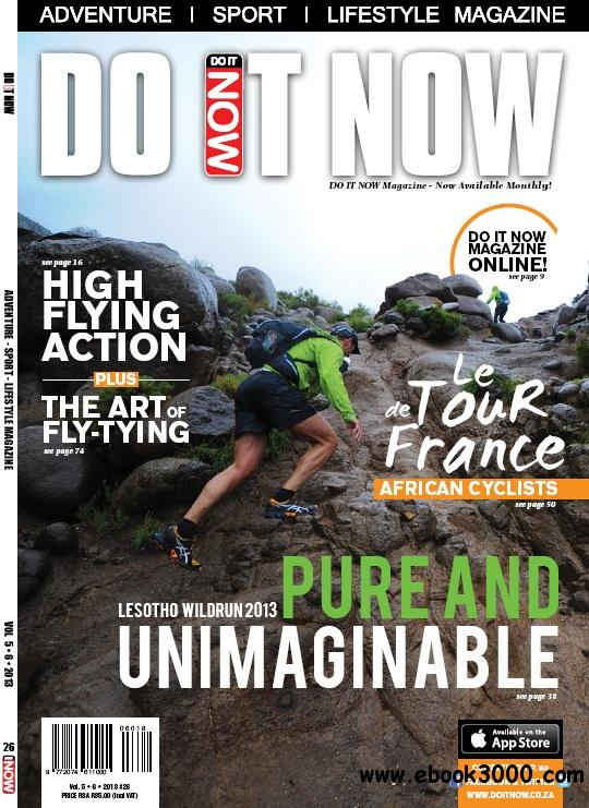 DO IT NOW Magazine - June 2013 free download