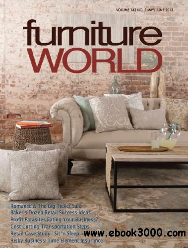 Furniture World - May June 2013 free download