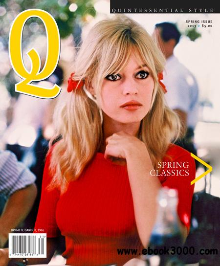 Q Magazine - Spring 2013 free download