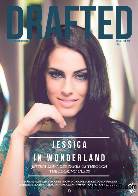 Drafted Magazine - June 2013 free download