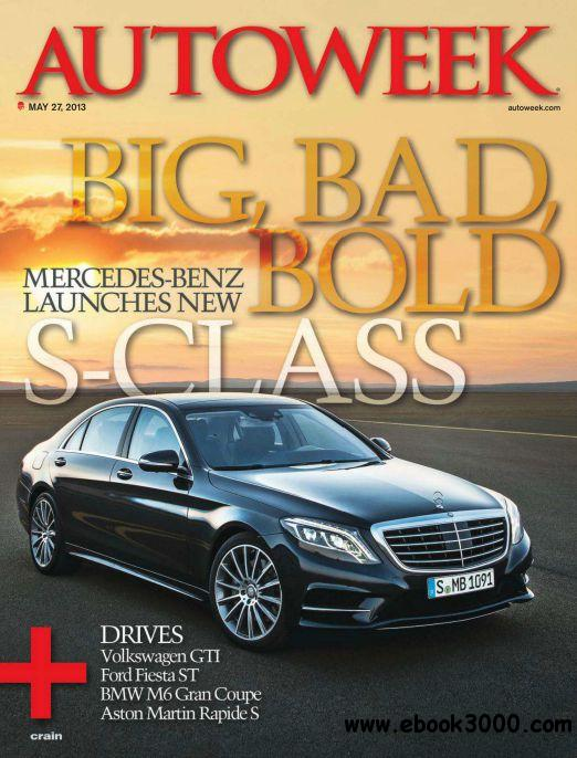 Autoweek - 27 May 2013 free download